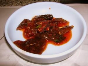 gochu jang ajji (chile peppers)